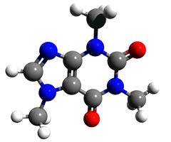 720px-Caffeine_3d_structure